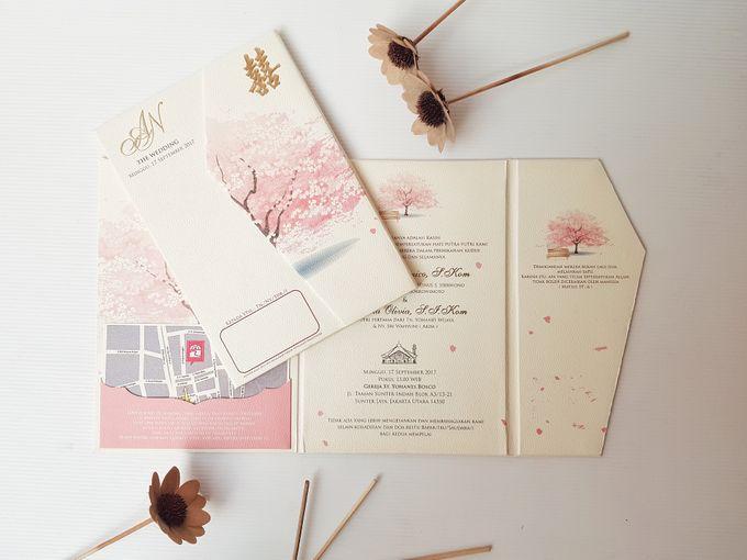 The wedding of Anthony & Natasha by Red Card - 001
