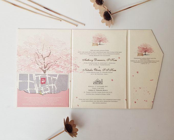 The wedding of Anthony & Natasha by Red Card - 002