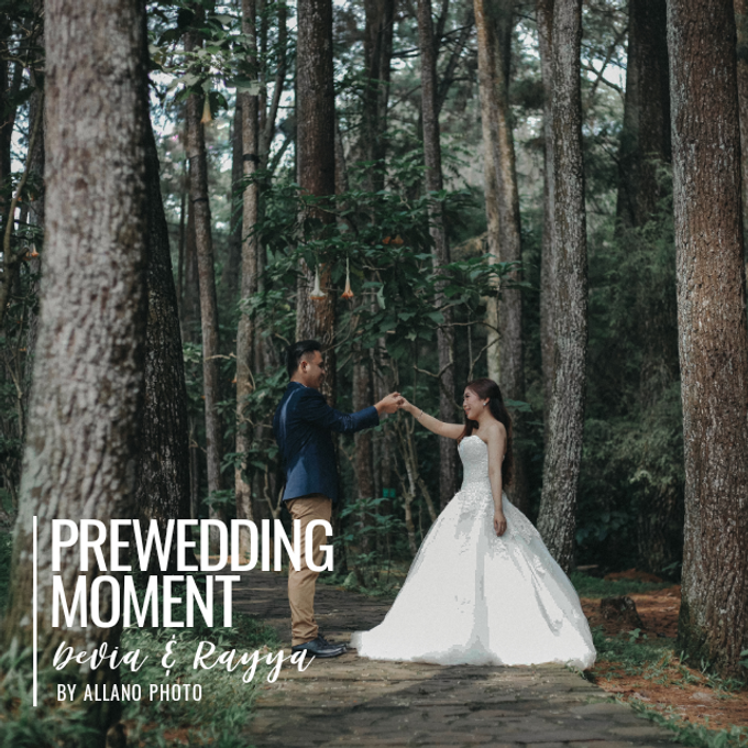 Prewedding Devia & Rayya by ALLANO PHOTOGRAPHY - 001