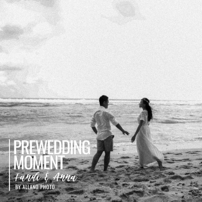 Prewedding Fandi & Anna by ALLANO PHOTOGRAPHY - 001