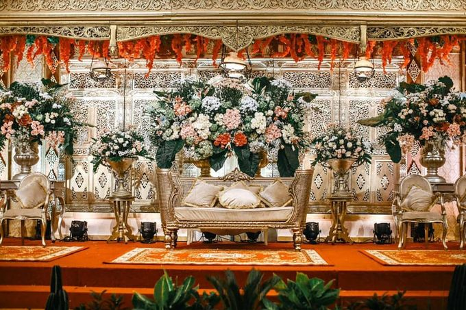WEDDING SEKAR & HERICK by SORA Wedding Organizer - 002