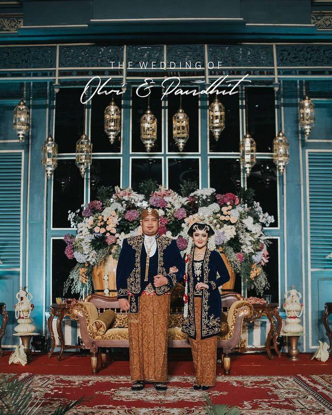 WEDDING OLVY & PANDHIT by Asmoro Decoration - 016