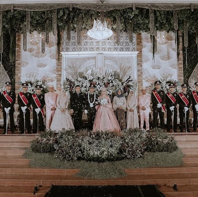 WEDDING NENA & IBNU by Patron Wedding Organizer Yogyakarta - 004