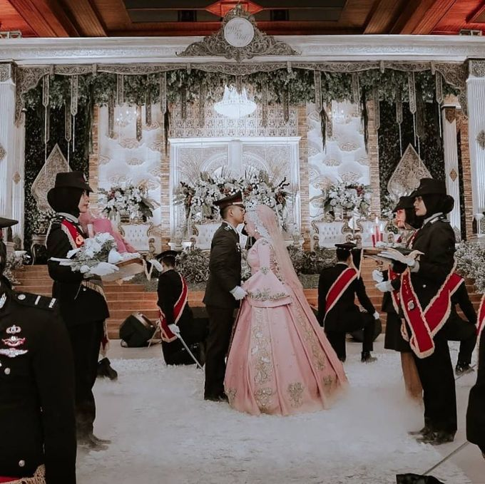 WEDDING NENA & IBNU by Patron Wedding Organizer Yogyakarta - 005