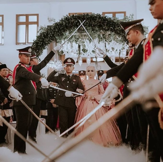 WEDDING NENA & IBNU by Patron Wedding Organizer Yogyakarta - 002