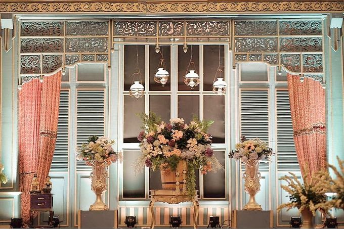 WEDDING OLVY & PANDHIT by Asmoro Decoration - 009