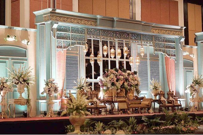 WEDDING OLVY & PANDHIT by Asmoro Decoration - 001