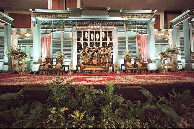 WEDDING OLVY & PANDHIT by Asmoro Decoration - 004