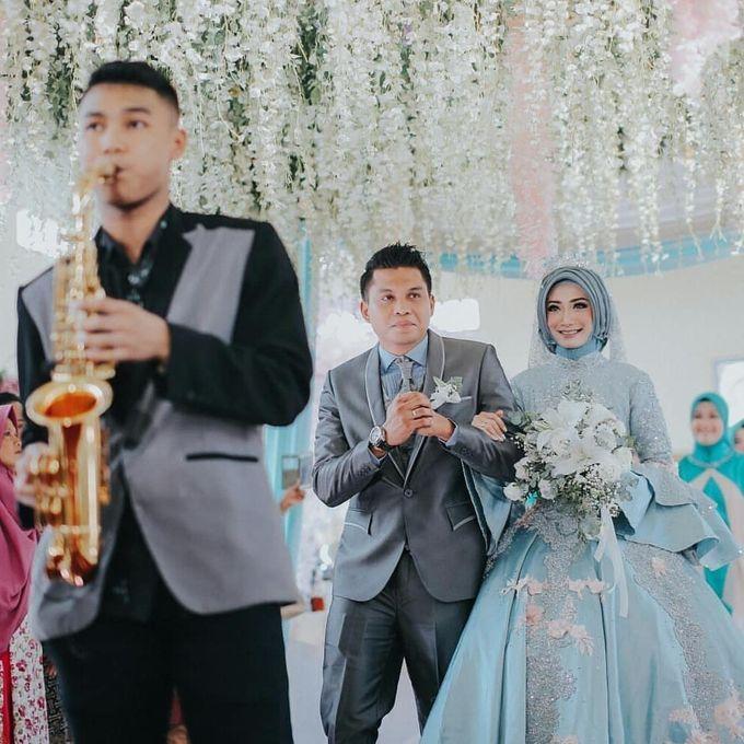 WEDDING KAKA & FAJAR by Asmoro Decoration - 003