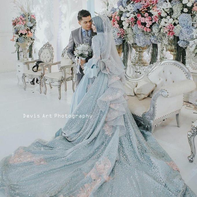 WEDDING KAKA & FAJAR by Asmoro Decoration - 006