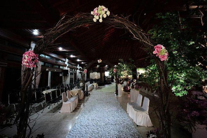 WEDDING TYA & YOSUA by Asmoro Decoration - 018