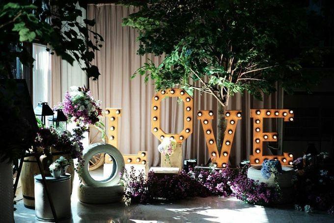 WEDDING TYA & YOSUA by Asmoro Decoration - 007