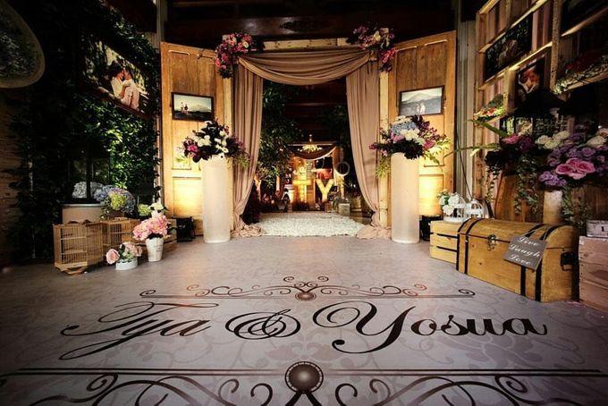WEDDING TYA & YOSUA by Asmoro Decoration - 011