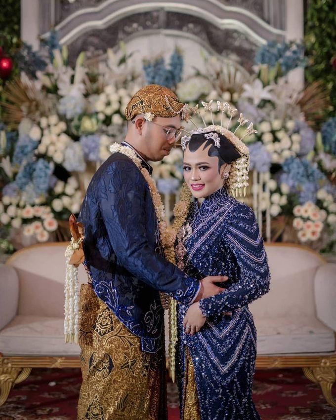 WEDDING FRISKA & YODAN by Asmoro Decoration - 008