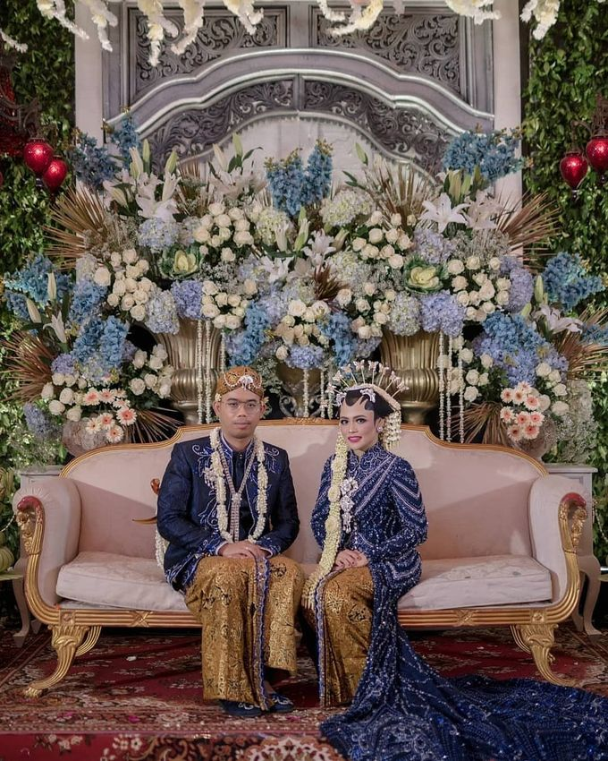 WEDDING FRISKA & YODAN by Asmoro Decoration - 006