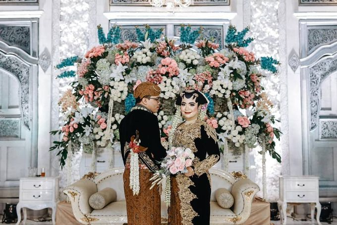 WEDDING ALFIANA & DHANY by Asmoro Decoration - 006