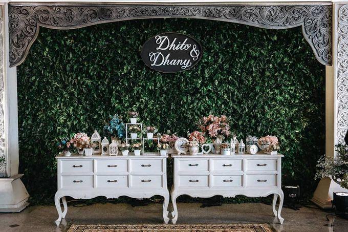WEDDING ALFIANA & DHANY by Asmoro Decoration - 005