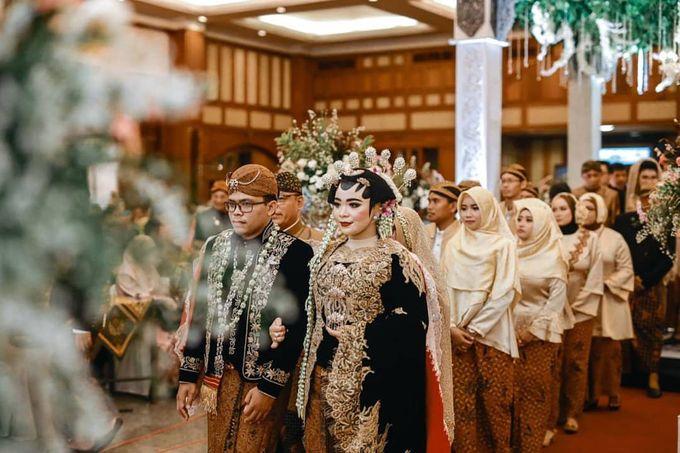 WEDDING ALFIANA & DHANY by Asmoro Decoration - 001