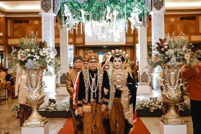 WEDDING ALFIANA & DHANY by Asmoro Decoration - 003
