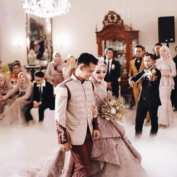 WEDDING TATA & AMAR by Asmoro Decoration - 003