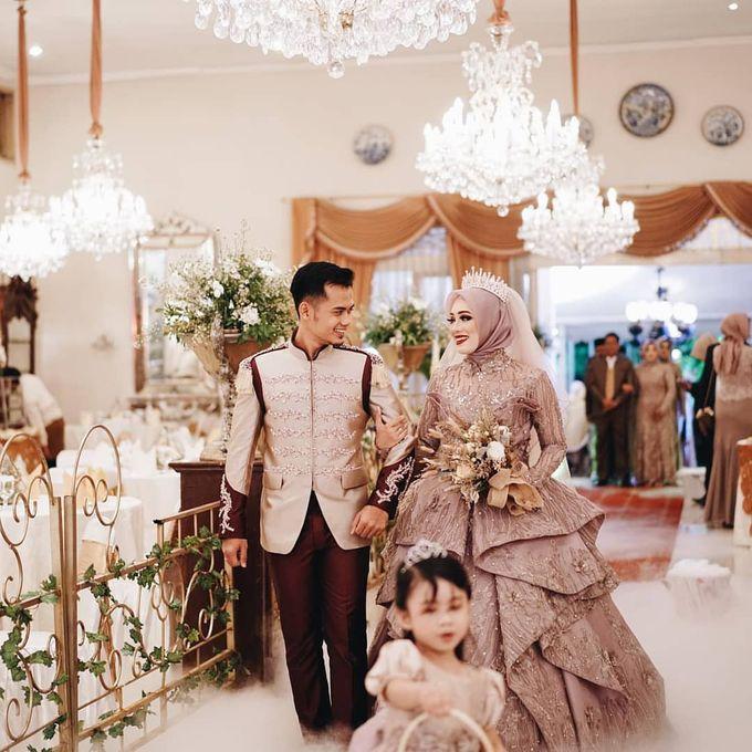WEDDING TATA & AMAR by Asmoro Decoration - 004