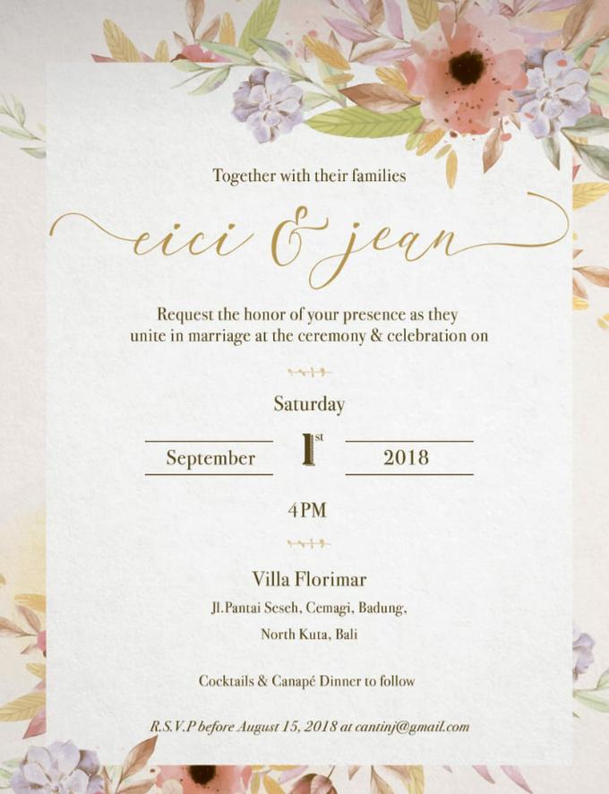 Indira & Jean Wedding by Balishanti Consulting - 005