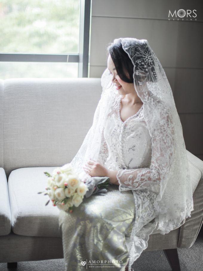 The Wedding of Nadhilah & Naufal by MORS Wedding - 002