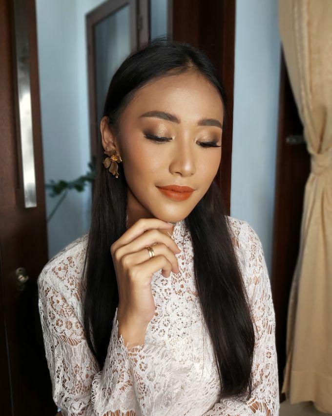 Classic Beauty Bridal Makeup by Nikki Liem MUA - 004