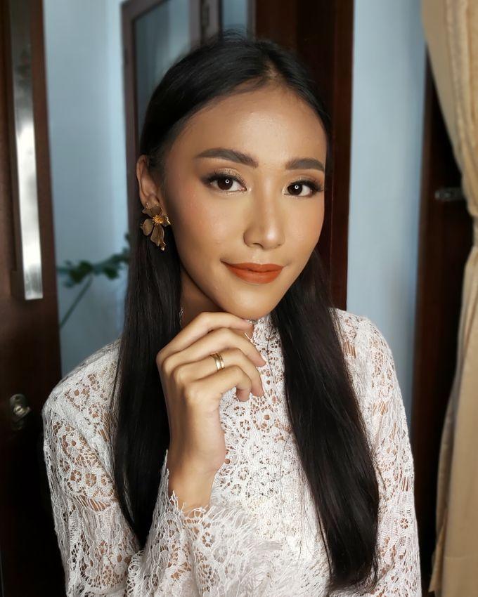 Classic Beauty Bridal Makeup by Nikki Liem MUA - 003