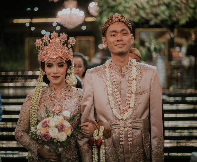 The wedding of Sheilla & Hafiz by HS Music Entertainment - 008