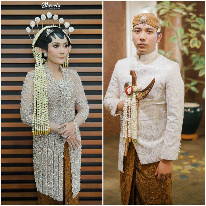 NIKEN LUTHFI by Chandira Wedding Organizer - 019