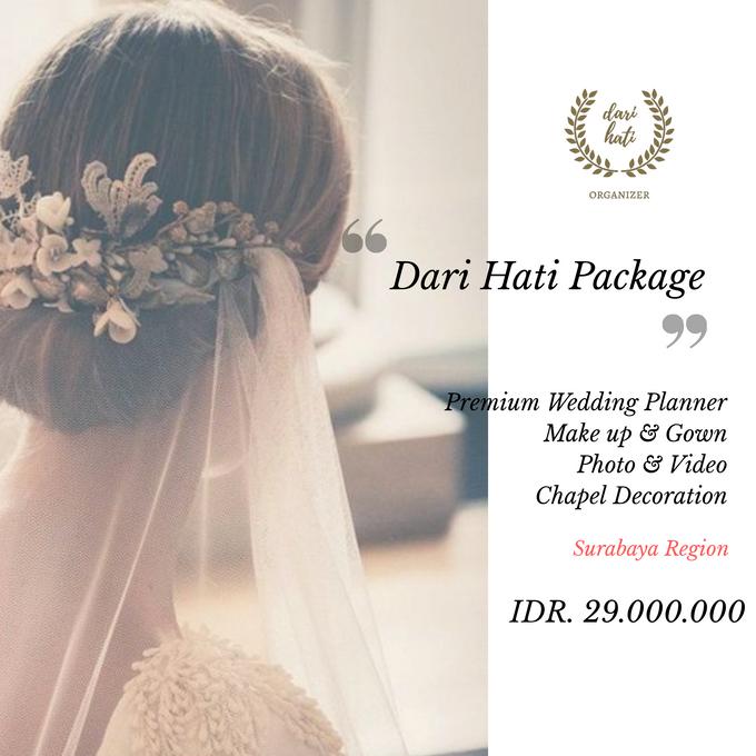 Darihati Holy Matrimony Wedding Package by Levios Planner - 001