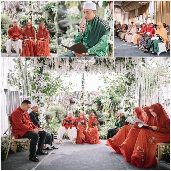 Rizma PENGAJIAN SIRAMAN - CILEGON by Chandira Wedding Organizer - 016