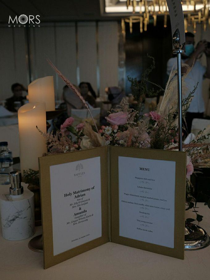 The Wedding of Amanda & Adrian by MORS Wedding - 011