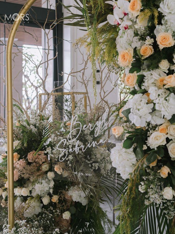 The Wedding of Sabrina & Beryl by MORS Wedding - 005