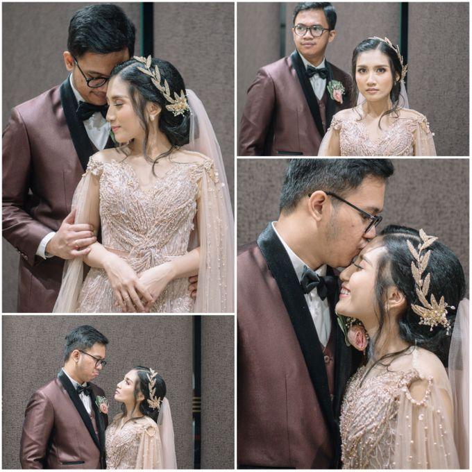 Rina Yordi Wedding Day by Chandira Wedding Organizer - 020