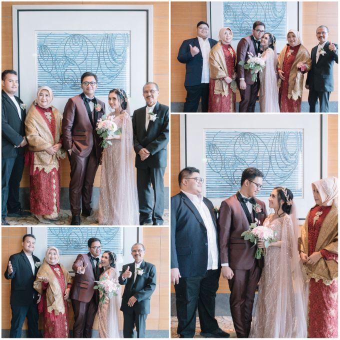 Rina Yordi Wedding Day by Chandira Wedding Organizer - 019