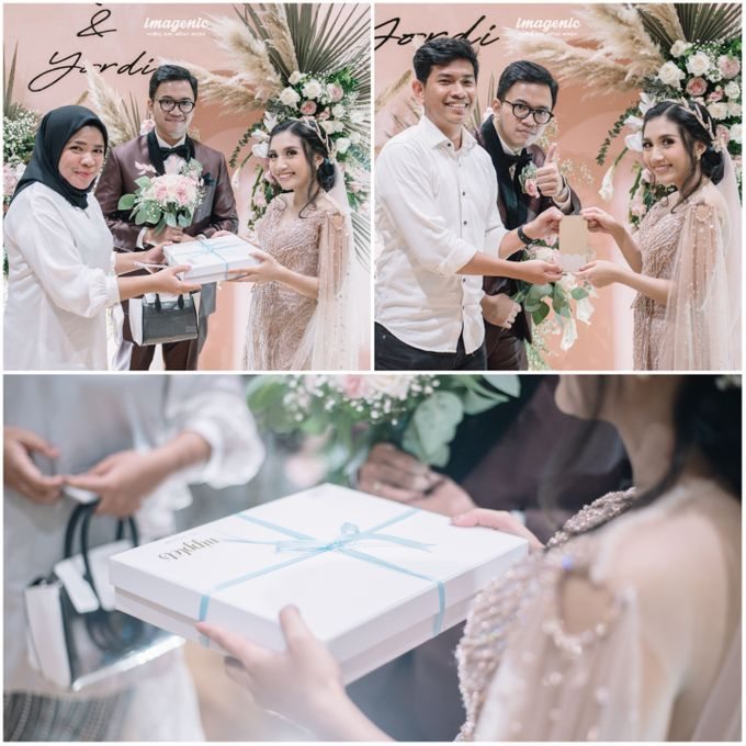 Rina Yordi Wedding Day by Chandira Wedding Organizer - 006