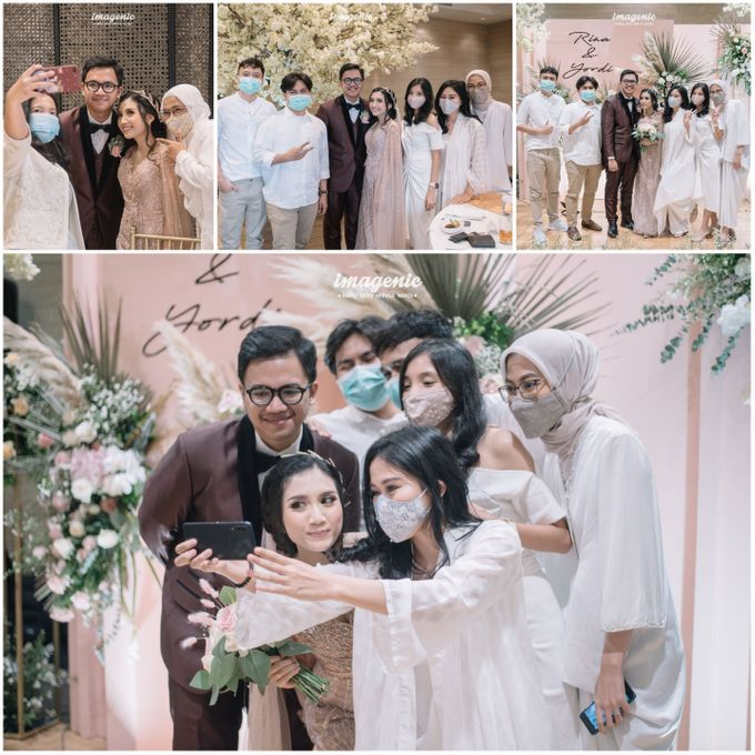 Rina Yordi Wedding Day by Chandira Wedding Organizer - 008