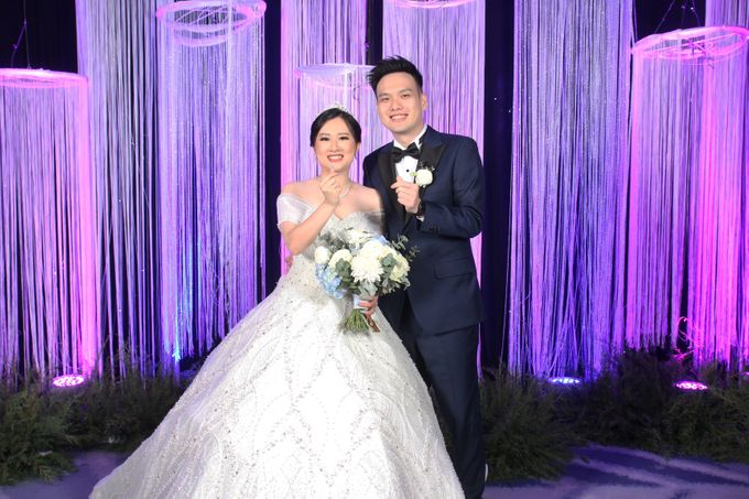 The Wedding of Hansen & Jessica by Lasika Production - 001