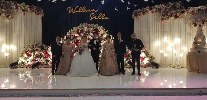 Wedding Of William & Sella by MC Samuel Halim - 001