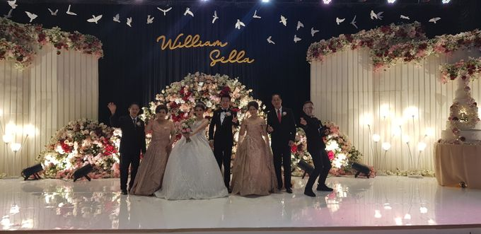 Wedding Of William & Sella by MC Samuel Halim - 007