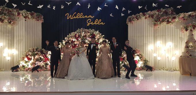 Wedding Of William & Sella by MC Samuel Halim - 006