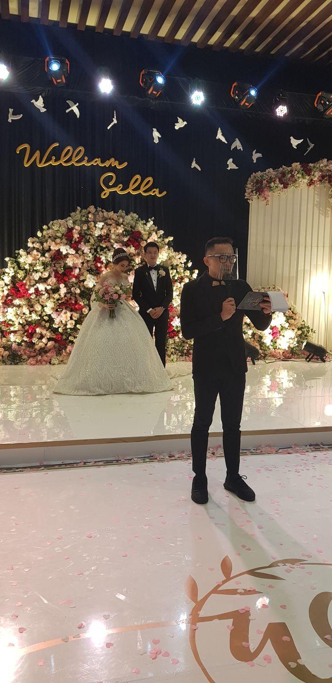 Wedding Of William & Sella by MC Samuel Halim - 003