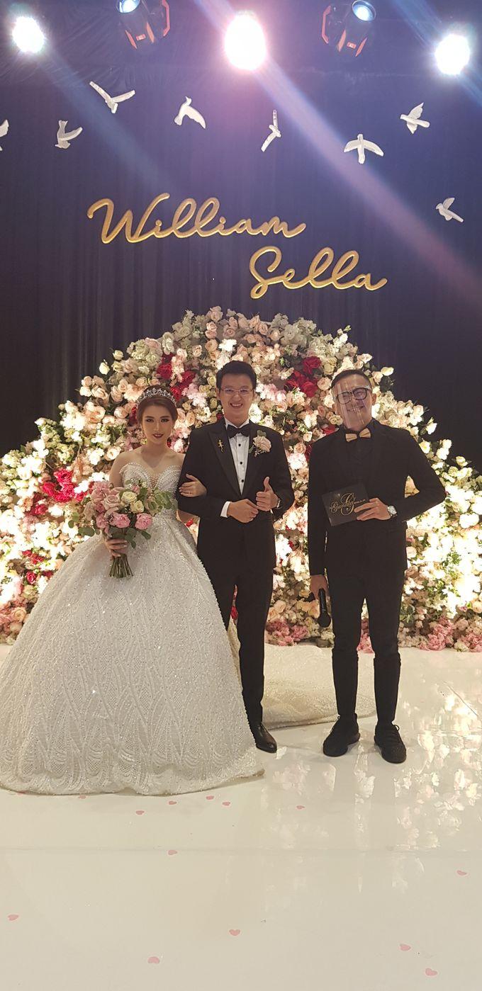 Wedding Of William & Sella by MC Samuel Halim - 005