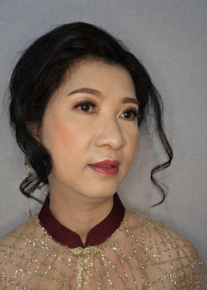 Mom Sangjit of Ms. Herlina by Alexandra Makeup Artist - 003