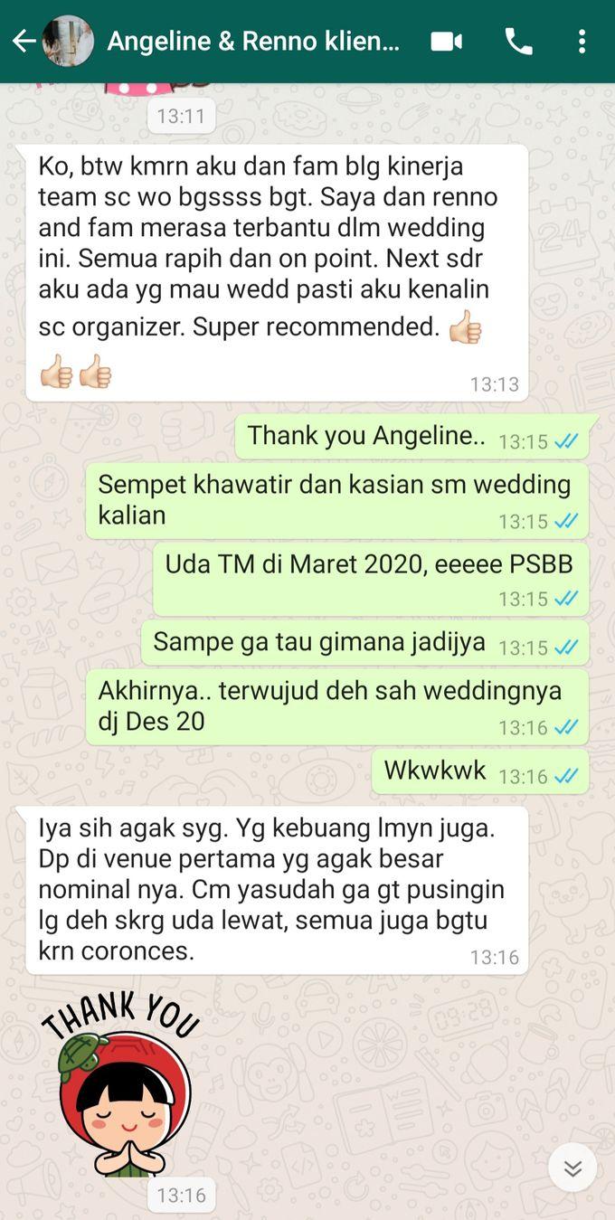 Wedding of Renno & Angeline by Mandarin Oriental, Jakarta - 023