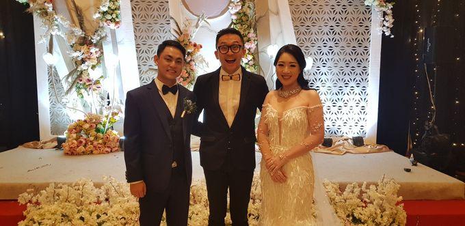 Wedding Of Emil & Monic by MC Samuel Halim - 002