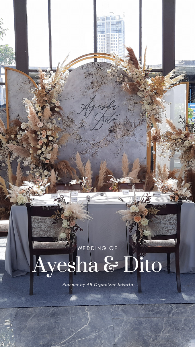 Ayesha & Dito Wedding by HENRY BRILLIANTO - 008