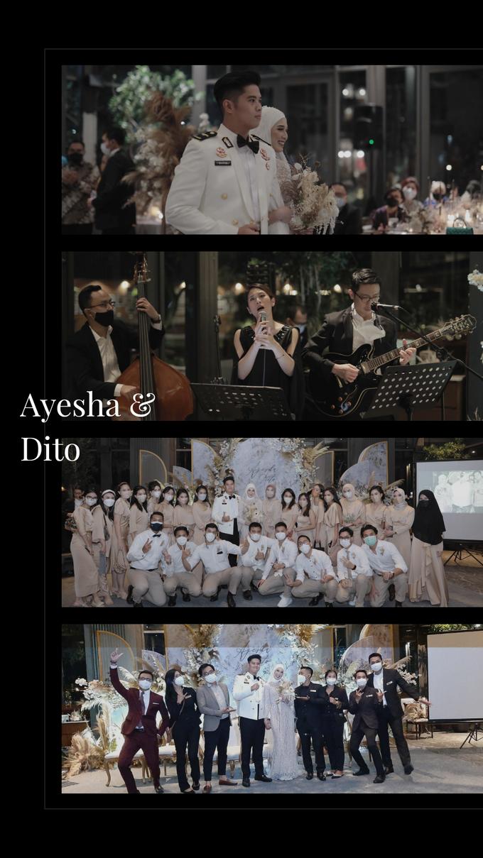 Ayesha & Dito Wedding by HENRY BRILLIANTO - 005